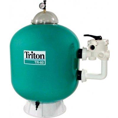 VÁGNER POOL TRITON – TR 100 Filtrační nádoba 22 m3/h, boční