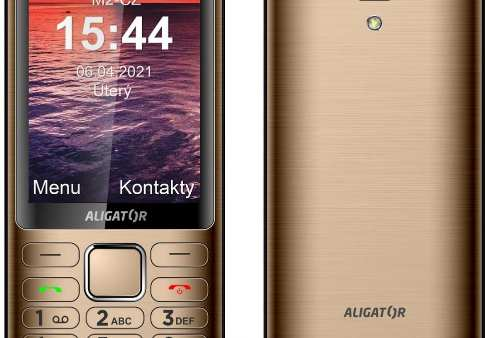 ALIGATOR D950 Dual sim